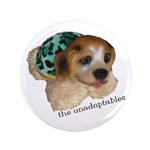 "Unadoptables 5 3.5"" Button (100 pack)"