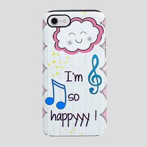 I'm so happyyy! iPhone 8/7 Tough Case