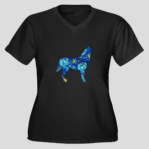 HOWL NOW Plus Size T-Shirt