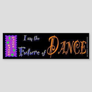 Future of Dance Kids Dark Bumper Sticker