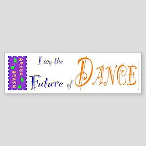 Future of Dance Kids Bumper Sticker