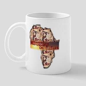 Mzungu On Safari - Mug