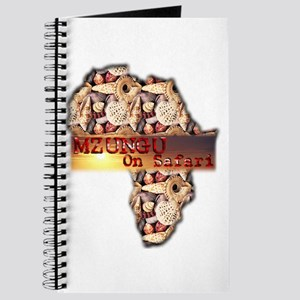 Mzungu On Safari - Journal