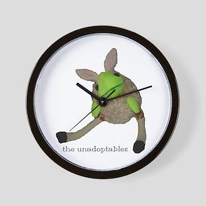 Unadoptables 6 Wall Clock