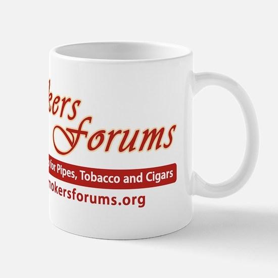 Smokers Forums Coffee Mug