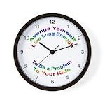 REVENGE! Wall Clock