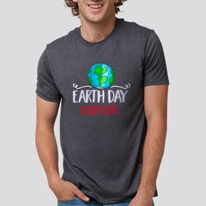 Earth Day Every Day - Stop Global Warming T-Shirt