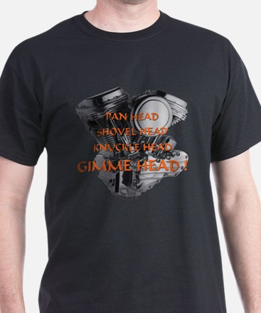 The Solid Engine Look T-Shirt