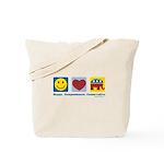 Happy Compassionate Conservative Tote Bag