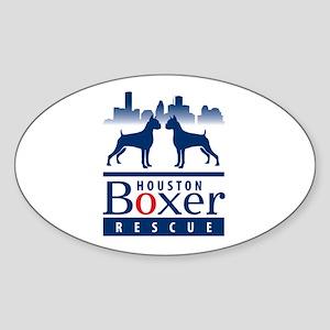 HBR skyline Logo Large Sticker
