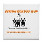 Destination Doo-Wop Coaster