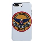 USS KLONDIKE iPhone 8/7 Plus Tough Case