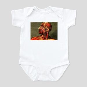 Muscular Profile Infant Bodysuit