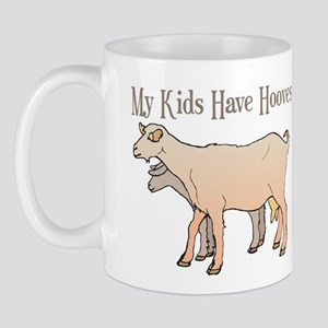 My Kids Have Hooves Mug