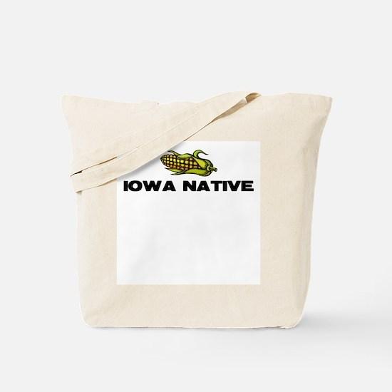 Iowa Native Tote Bag