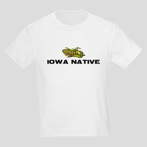 Iowa Native Kids Light T-Shirt