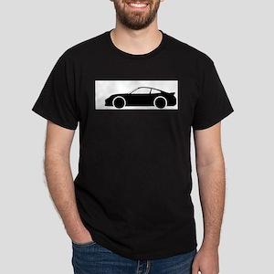 Super Car Silhouette T-Shirt