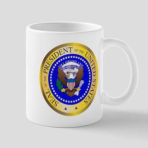 Presidential Seal Mugs