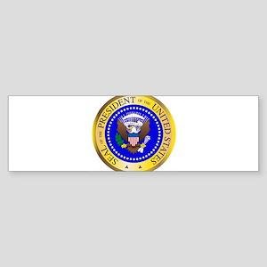 Presidential Seal Bumper Sticker