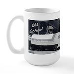 The Old Days Large Mug