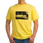 The Old Days Yellow T-Shirt