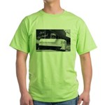 The Old Days Green T-Shirt