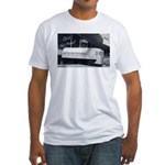 The Old Days Fitted T-Shirt