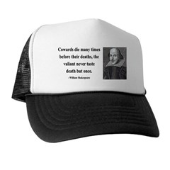 Shakespeare 18 Trucker Hat