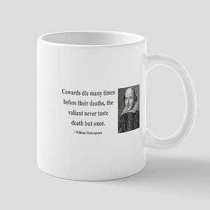 Shakespeare 18 Mug