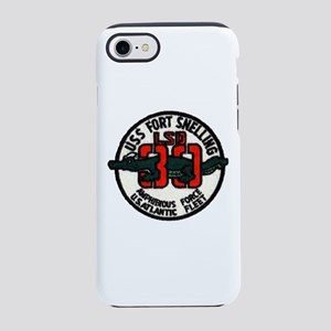 USS FORT SNELLING iPhone 8/7 Tough Case