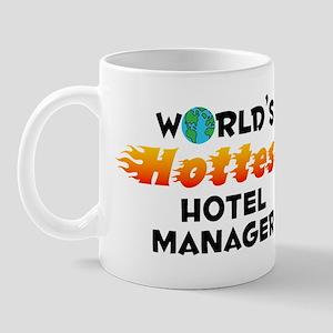 World's Hottest Hotel.. (C) Mug
