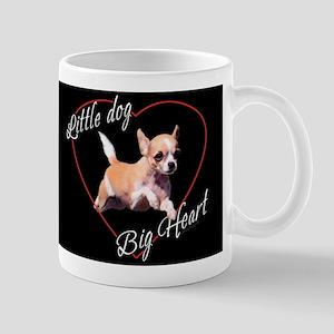 Chihuahua Heart Mug