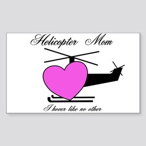 Helicopter Mom Sticker