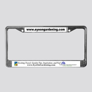 Third Day Entertainment TV License Plate Frame