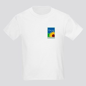 Eye on Gardening TV Kids T-Shirt