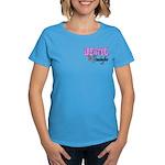 USMC Grandmother x2 Women's Dark T-Shirt