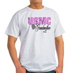 USMC Grandmother x2 Light T-Shirt