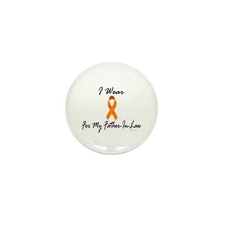 I Wear Orange For My Father-In-Law 1 Mini Button