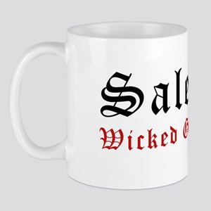 Salem MA Wicked Good Mug