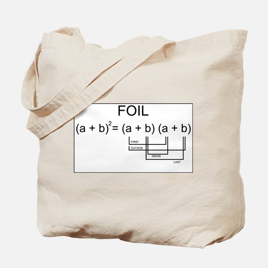 FOIL Method Tote Bag