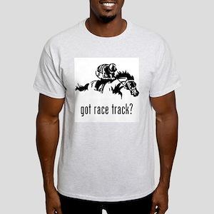 Race Track Light T-Shirt
