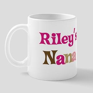 Riley's Nana  Mug