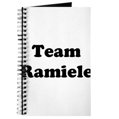 Team Ramiele Journal