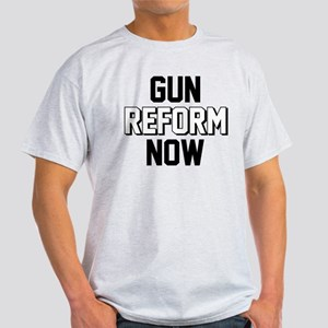 Gun Reform Now Light T-Shirt