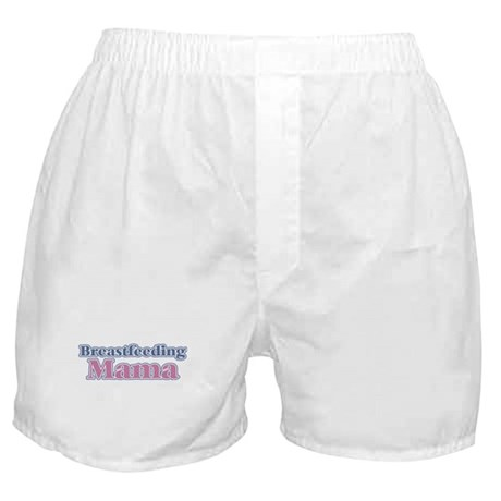 Breastfeeding Mama Boxer Shorts