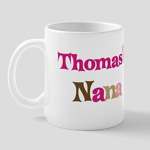 Thomas's Nana  Mug