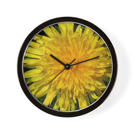 Dandylion Wall Clock