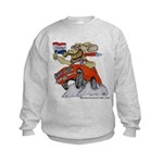 CUDA Kids Sweatshirt