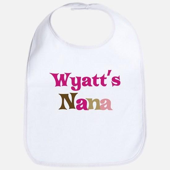 Wyatt's Nana Bib