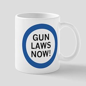 Gun Laws Now! Mug
